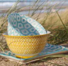 Amadeus-Decoration-bol-bowl-cuenco-tazza-Mer-sea-mare
