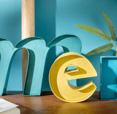 Amadeus-Decoration-lampe-lettres-letra-Lettera-letter-Mer-Sea-Mare