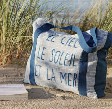 Amadeus-Decoration-Sac-plage-Bolsa- playa-beach-bag-Borsa-spiaggia-Mer-Sea-Mare