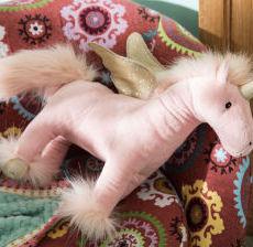 Amadeus-naissance-babies-ninos-bambini-Peluche-Doudou-Plush-Licorne-Unicornio-unicorno-unocorn