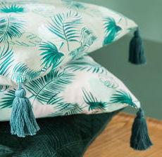 Korb-Modern-design-Tendencia-Tendenza-Coussin-cushion-Cojin-Cuscino-bulle-de-verre